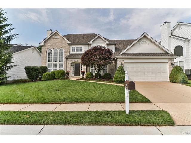 17044 Westridge Oaks Drive, Grover, MO 63040