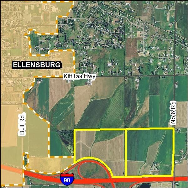 3051 No. 6 Rd, Ellensburg, WA 98926