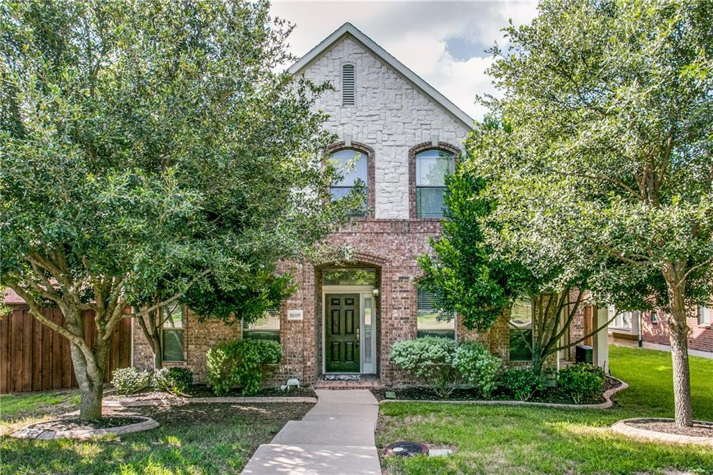 8698 Fisher Drive, Frisco, TX 75033