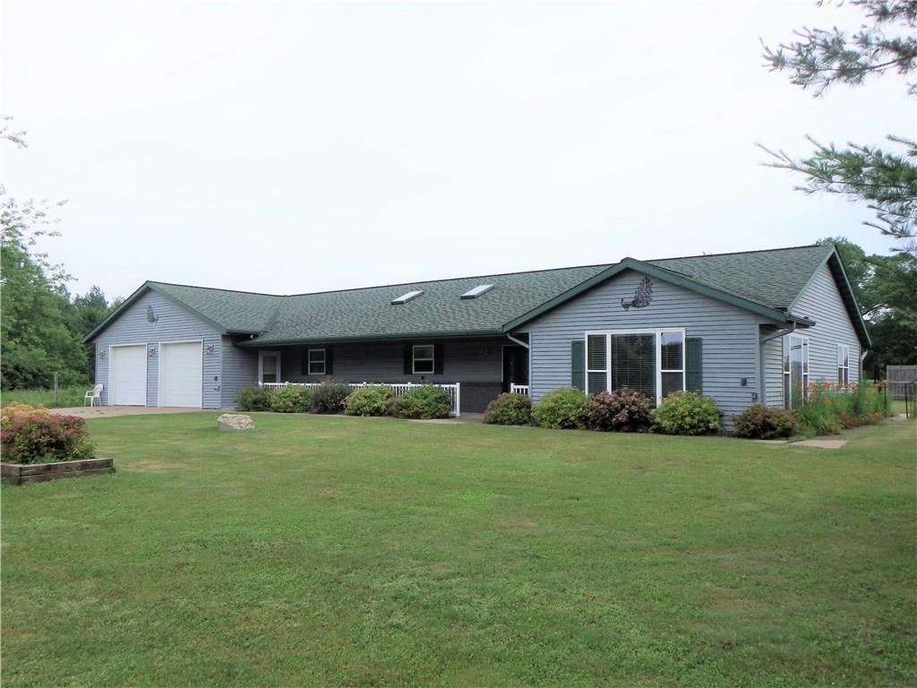 569 Hwy SS, New Auburn, WI 54757