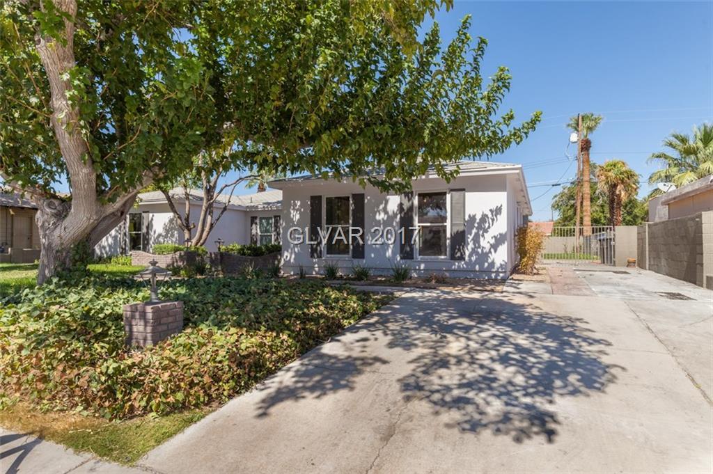 2804 BRYANT Avenue, Las Vegas, NV 89102
