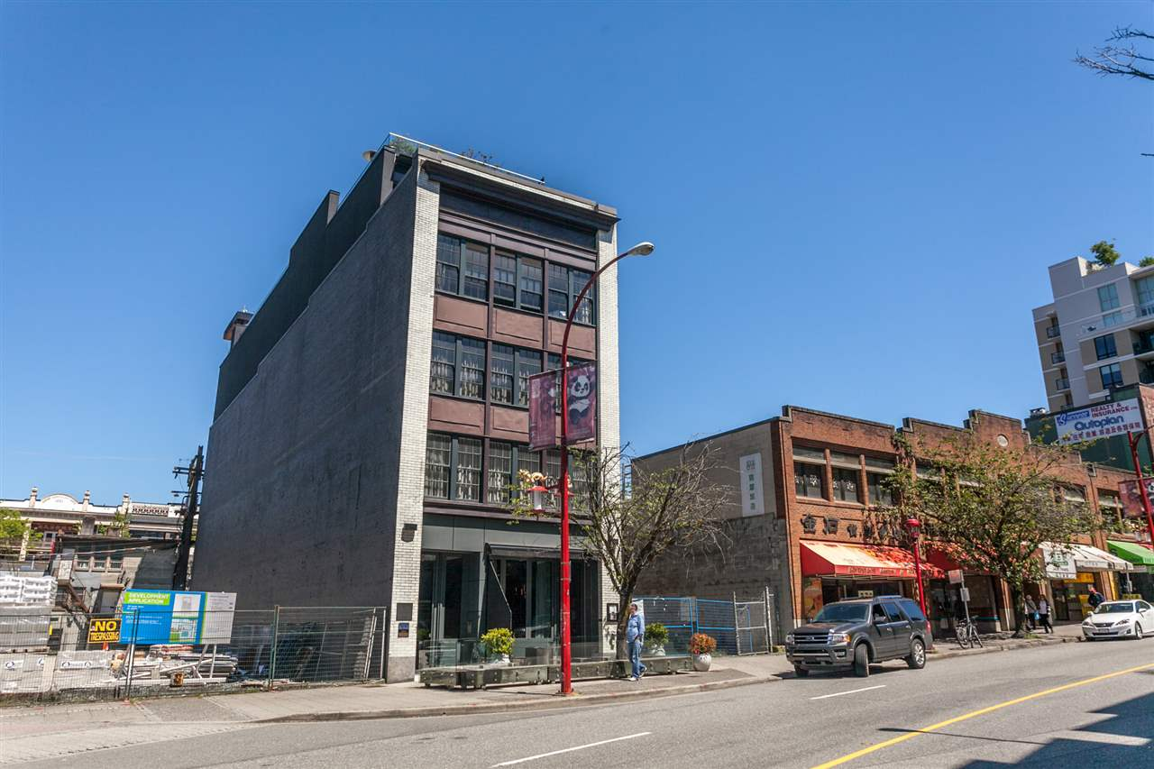 135 KEEFER STREET 20, Vancouver, BC V6A 1X3