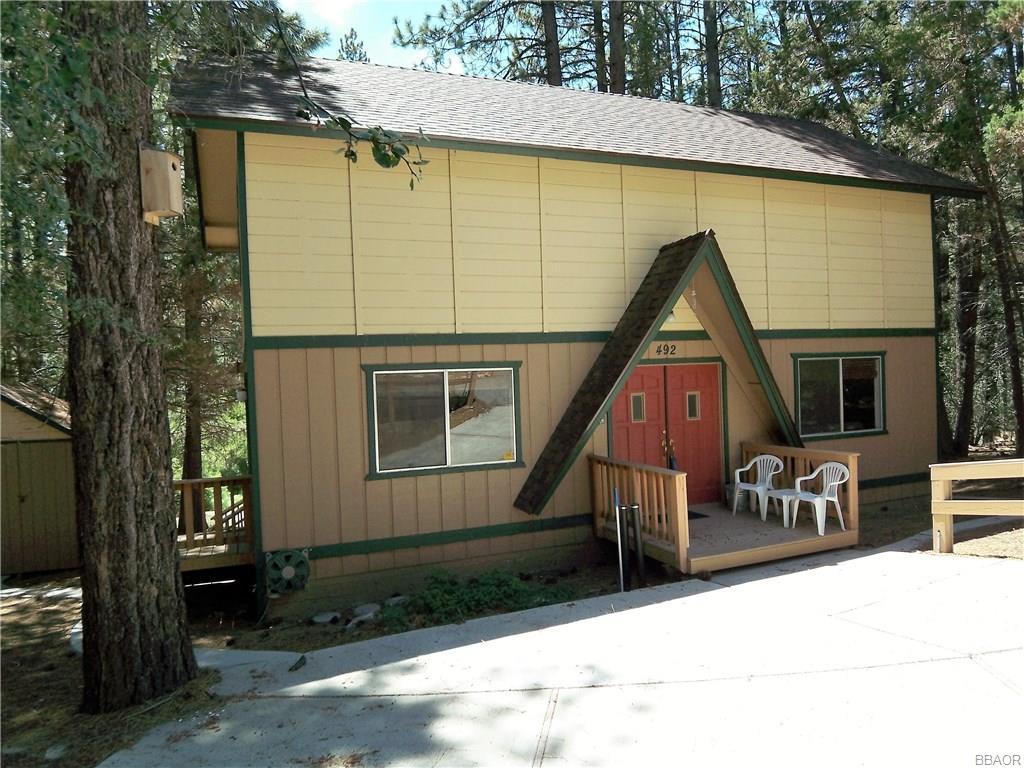 492 Catalina Road, Big Bear Lake, CA 92315