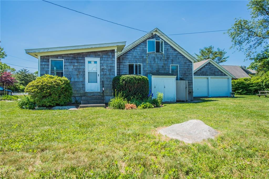 185 SEA BREEZE AV, Charlestown, RI 02813
