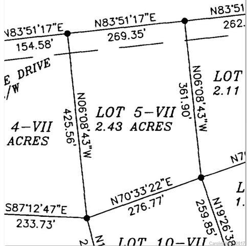 Lot 5 VII North Face Drive, Nebo, NC 28761