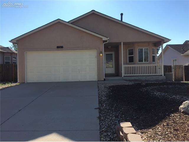 6350 Montero Circle, Colorado Springs, CO 80915