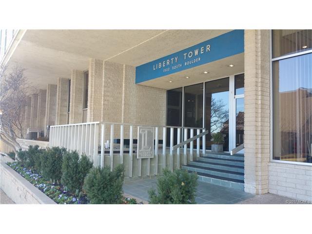 1502 S Boulder Avenue 10K, Tulsa, OK 74119