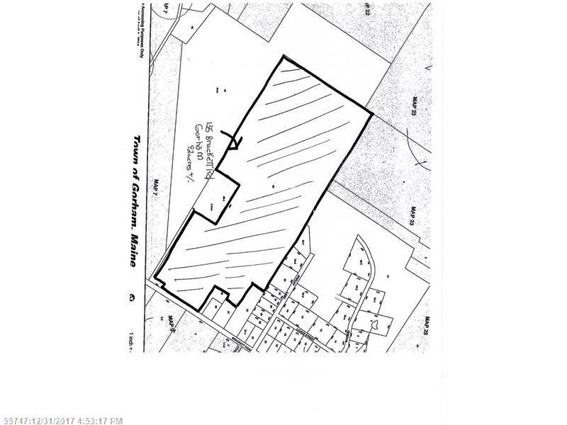 135 Brackett RD , Gorham, ME 04038