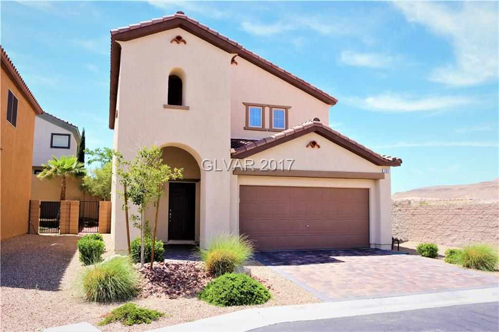 297 SPRING HOLLOW Drive, Las Vegas, NV 89148