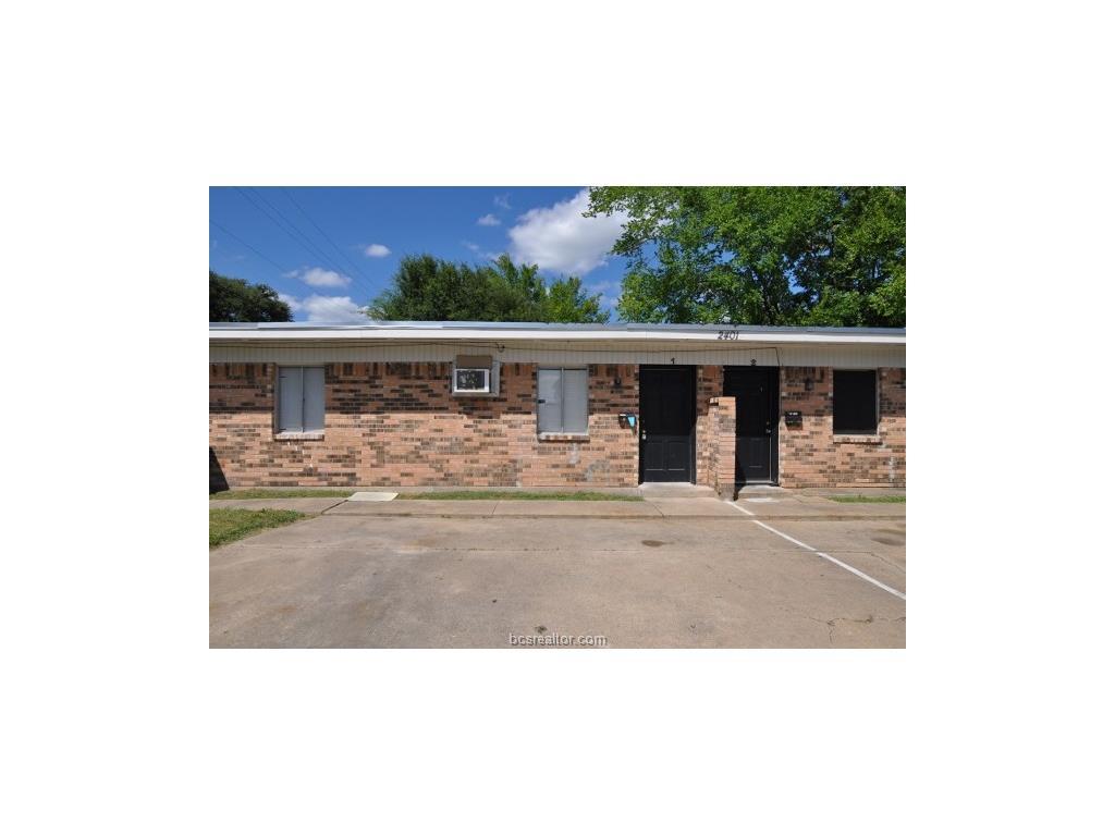 2401 Rountree Drive 1, Bryan, TX 77801
