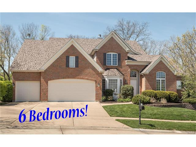 1961 Highland Forest Court, Chesterfield, MO 63017