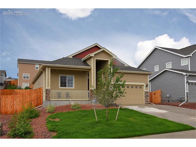7632 Bonterra Lane, Colorado Springs, CO 80925