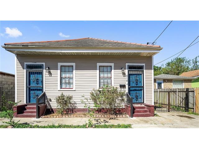 814 DESLONDE Street, New Orleans, LA 70117