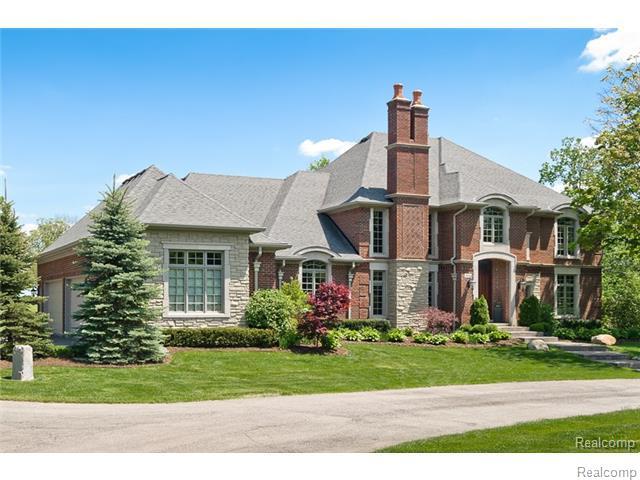 3645 LAHSER RD, Bloomfield Hills, MI 48304