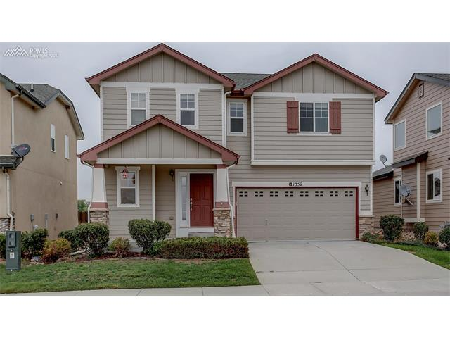 1352 Red Mica Way, Monument, CO 80132