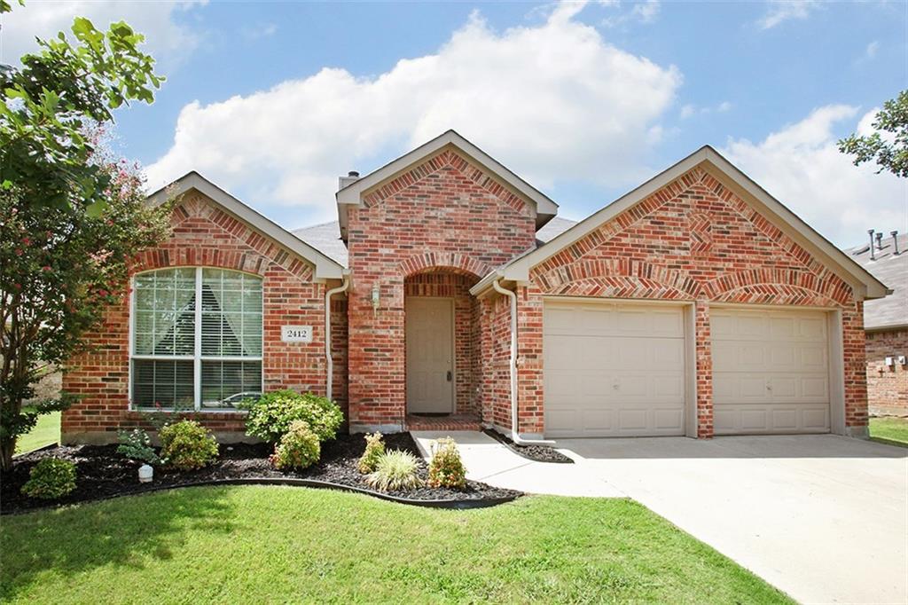 2412 Deerwood Drive, Little Elm, TX 75068