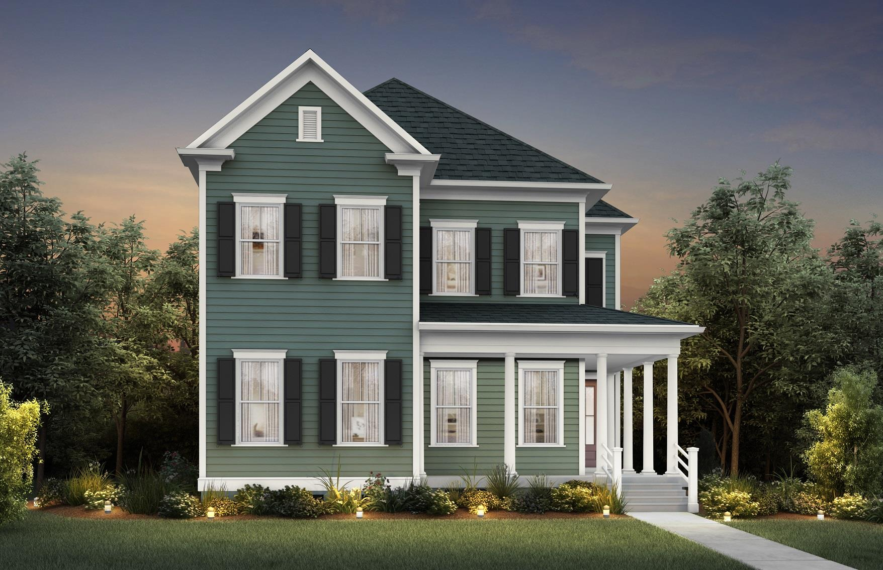9563 Dresden Square Lot 254, Brentwood, TN 37027