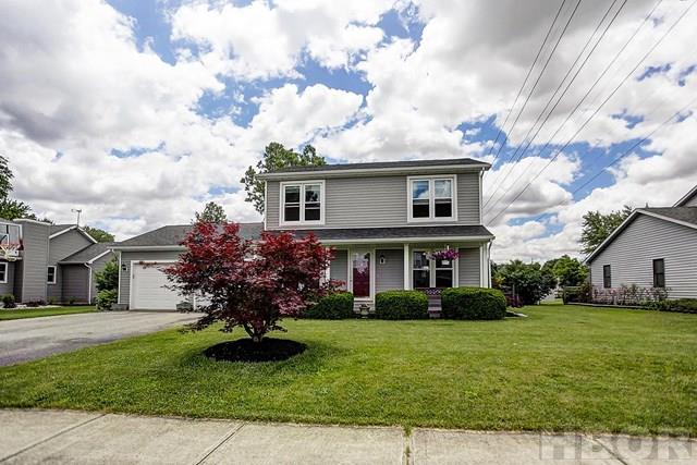 Rooney & Associates Real Estate listing.  Contact Kim Cameron at (419)306-7823 or Brian Whitta at (419)701-4040 for additional details.  Just move in!  Many of the major items have already been updated including windows, roof, siding, furnace, A/C, HWH.  Nice floor plan with neutral decor.  Deck overlooking the lovely back yard. Quiet northend neighborhood. This home won't last long!