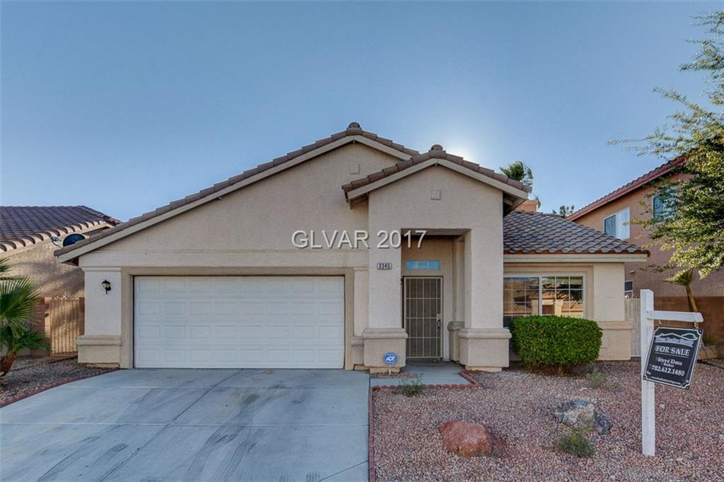 3345 URIBE Street, Las Vegas, NV 89129