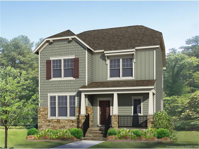 8406 Addison Terrace, Toano, VA 23168