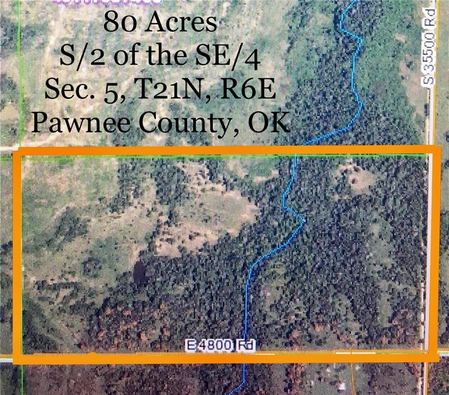 E 4800 Road, Pawnee, OK 74058