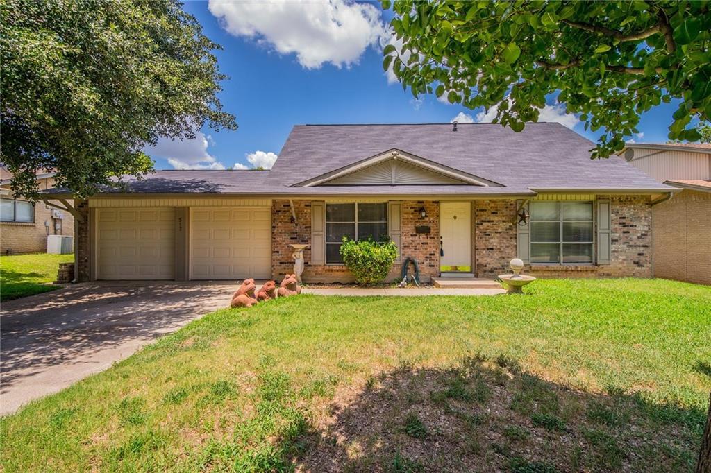 512 Shelmar Drive, Euless, TX 76039