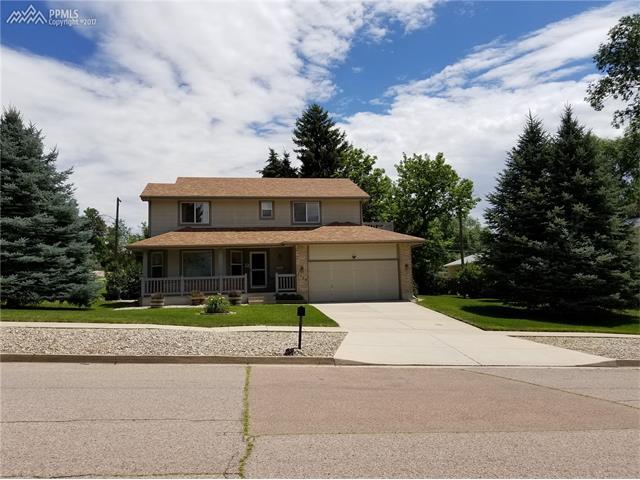 1129 BONFOY Avenue, Colorado Springs, CO 80909