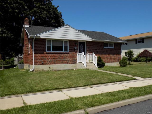 734 N Maxwell Street, Allentown City, PA 18109