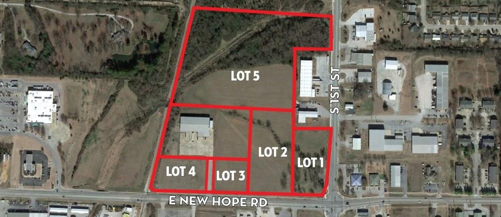 101 W New Hope RD, Rogers, AR 72758