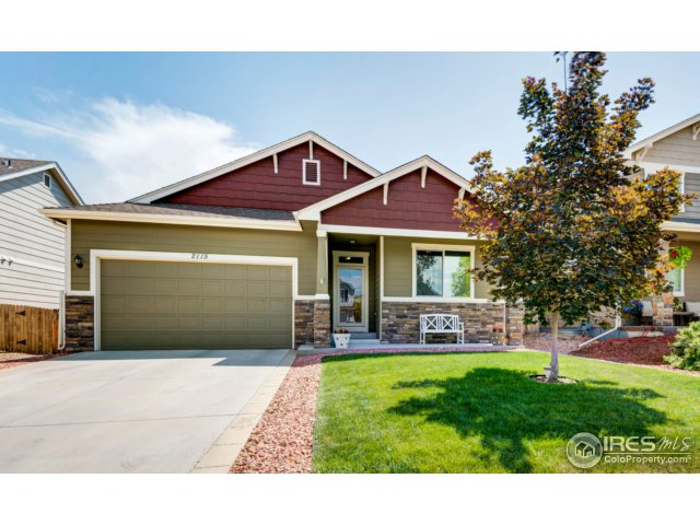 2115 Blue Wing Dr, Johnstown, CO 80534