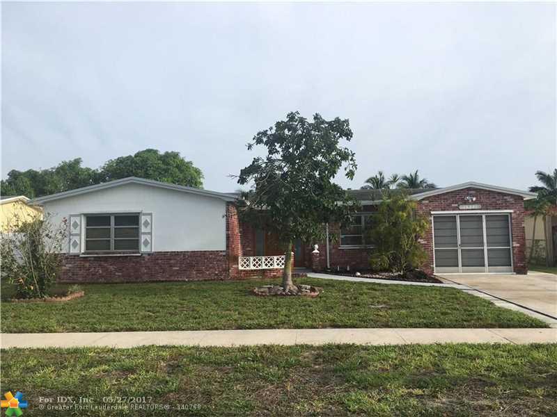 6972 NW 6th Ct, Margate, FL 33063
