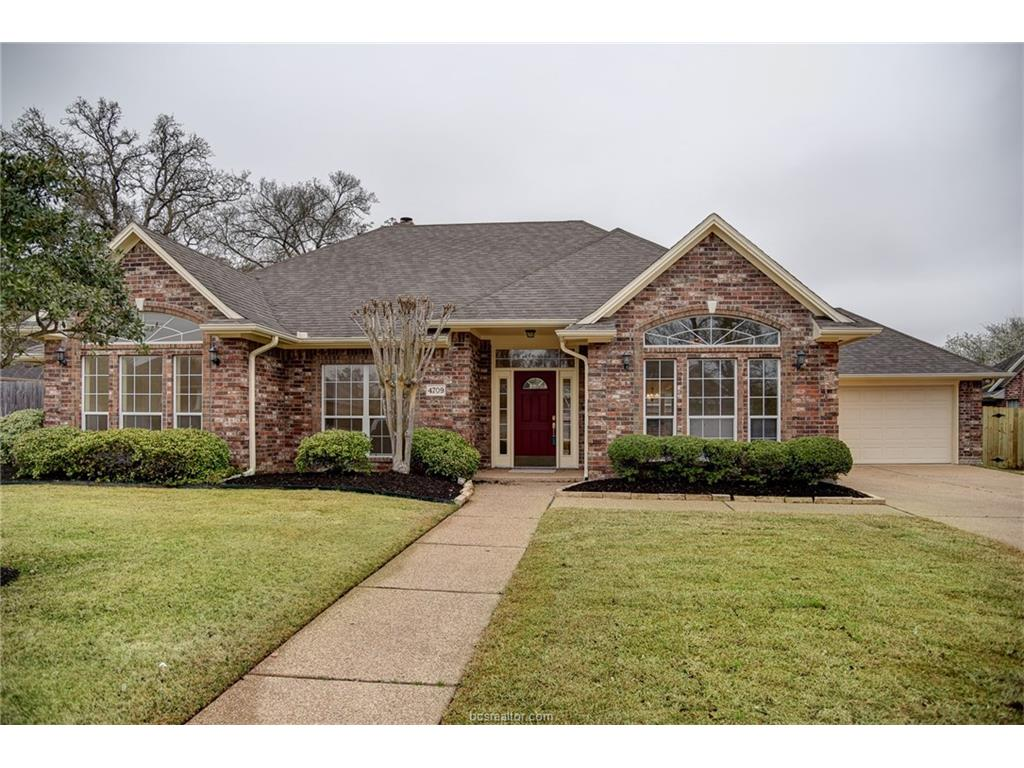 4709 Shoal Creek Drive, College Station, TX 77845