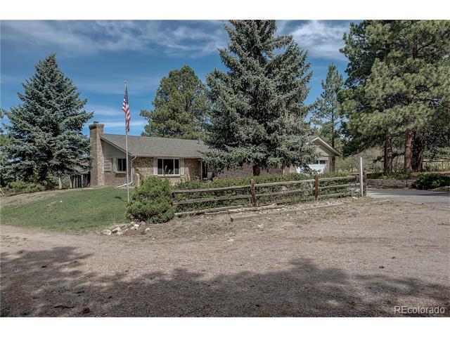 34715 Pine Ridge Circle, Elizabeth, CO 80107