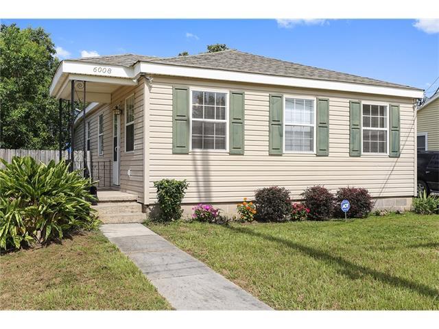6008 WINGATE Drive, New Orleans, LA 70122