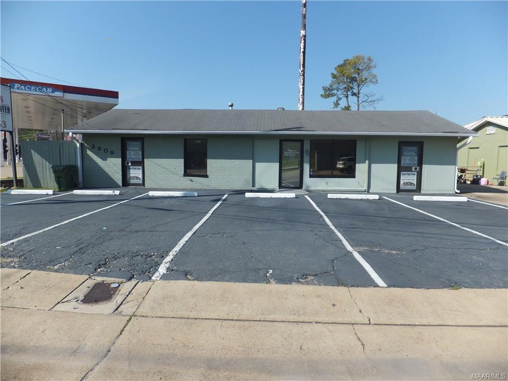 2809 Chestnut Street, Montgomery, AL 36107