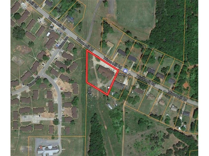 610 Triune Mill Road, Thomaston, GA 30286