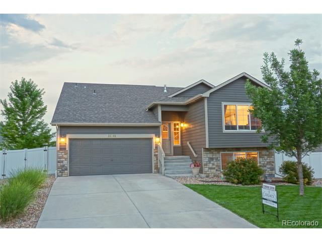 16201 Ginger Avenue, Mead, CO 80542