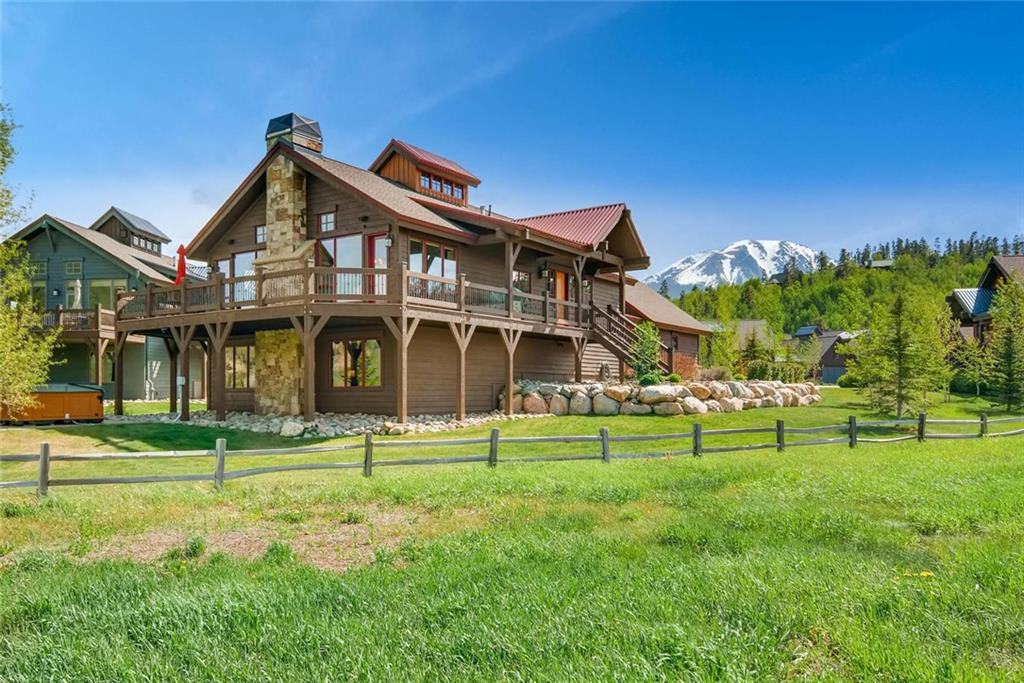 128 Talon CIRCLE, SILVERTHORNE, CO 80498