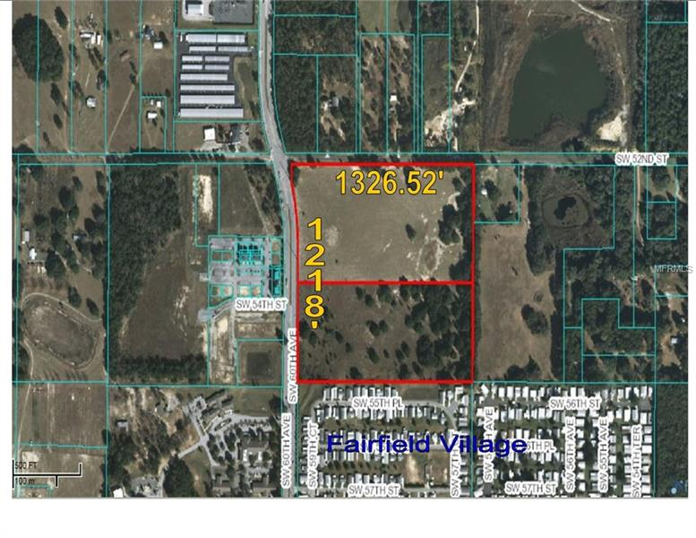 SW 60TH AVENUE, OCALA, FL 34474