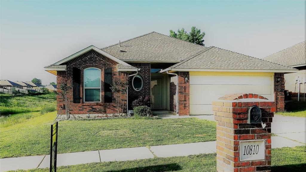 10810 Turtle Back Drive, Midwest City, OK 73130