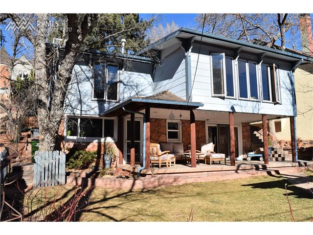 54 Grand Avenue, Manitou Springs, CO 80829