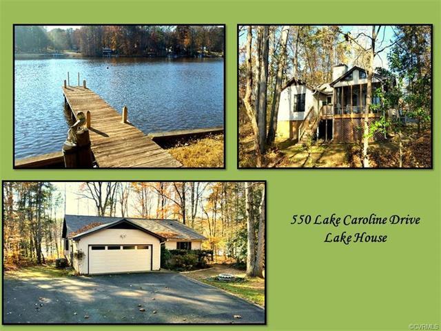 550 Lake Caroline Drive, Ruther Glen, VA 22546