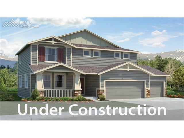 5535 Thurber Drive, Colorado Springs, CO 80924