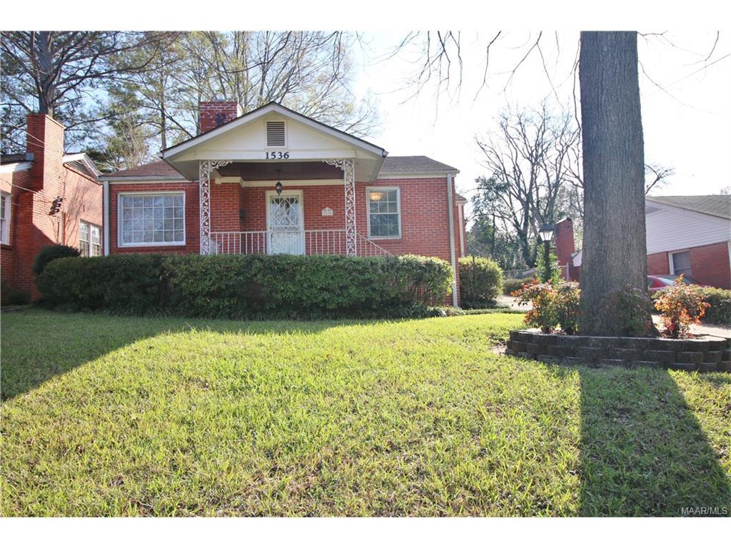 1536 Yancey Avenue, Montgomery, AL 36107