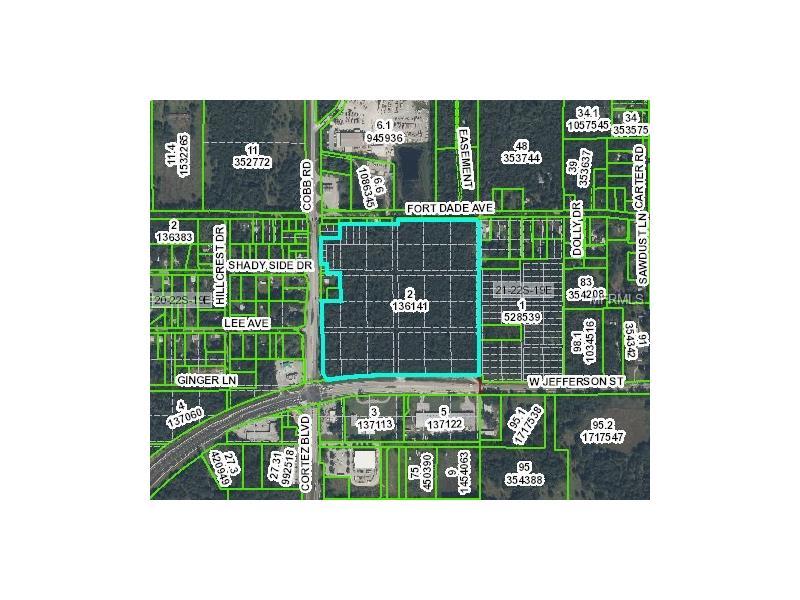 VIEW MAP W CORTEZ      #51 BOULEVARD N, BROOKSVILLE, FL 34601