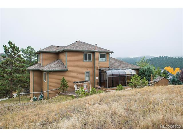 27198 Sun Ridge Drive, Evergreen, CO 80439