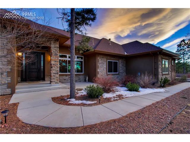 13845 Staffshire Lane, Colorado Springs, CO 80908