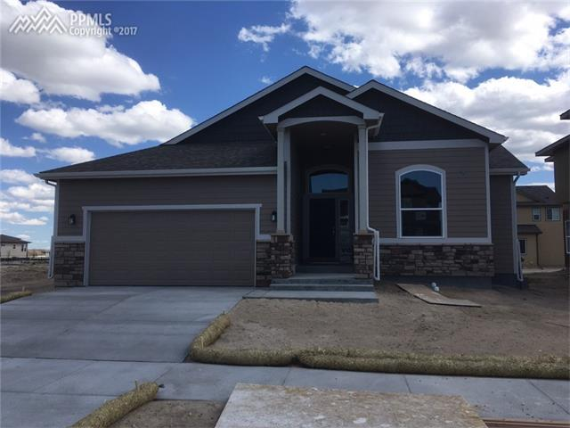 8317 Misty Moon Drive, Colorado Springs, CO 80924