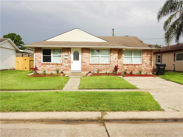 3565 W LOYOLA Drive, Kenner, LA 70065