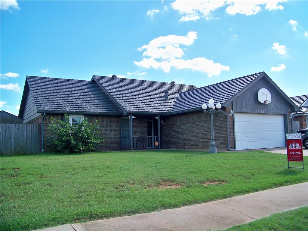 1018 NE 11th, Moore, OK 73160